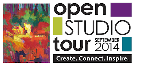 Open Studio Tour 2014