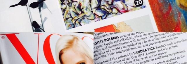 Vogue UK August Issue